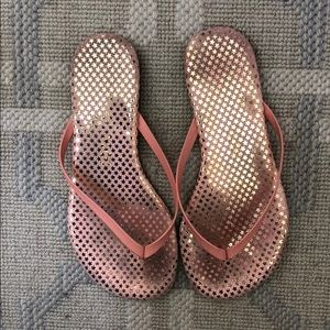 Tkees Mini Studio flip flop-pink-sz 1